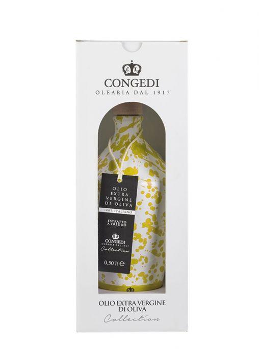 Anfora Collection Verde- olio extravergine di oliva - 0.5 l