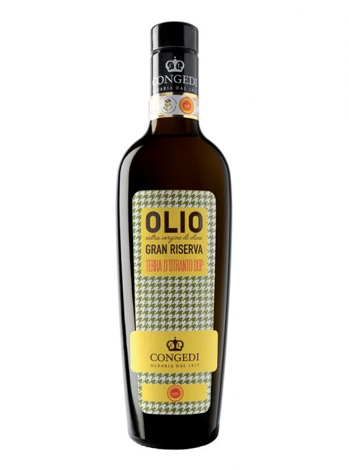 Olio extra vergine di oliva - Dop - Terra d'Otranto-0,50 l