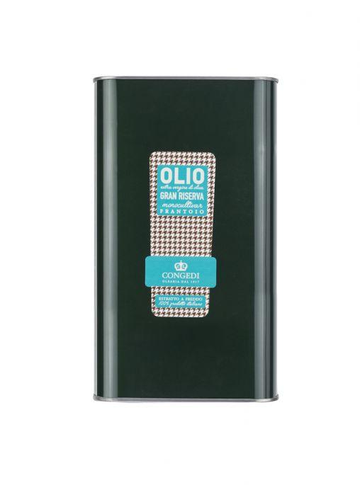 Olio Extra Vergine di oliva – Monocultivar Frantoio-3 l