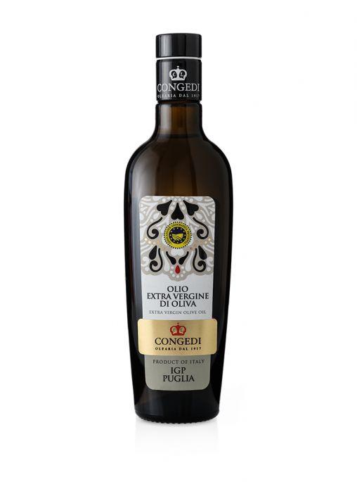 Olio extra vergine di oliva - IGP PUGLIA-0,50 l