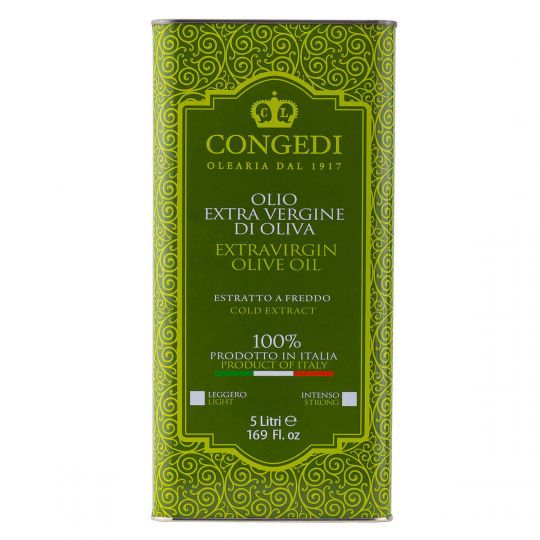 Latta Olio extra vergine di oliva -  Intenso 1 l