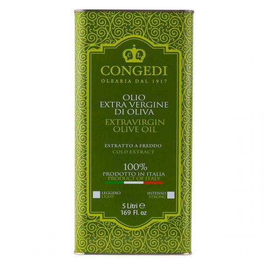 Latta Olio extra vergine di oliva - Leggero 5 l