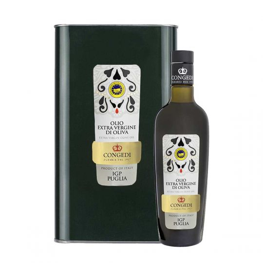 Olio extra vergine di oliva - IGP PUGLIA-3 l