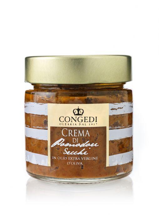 Crema di Pomodori Secchi in Olio Extra Vergine di Oliva
